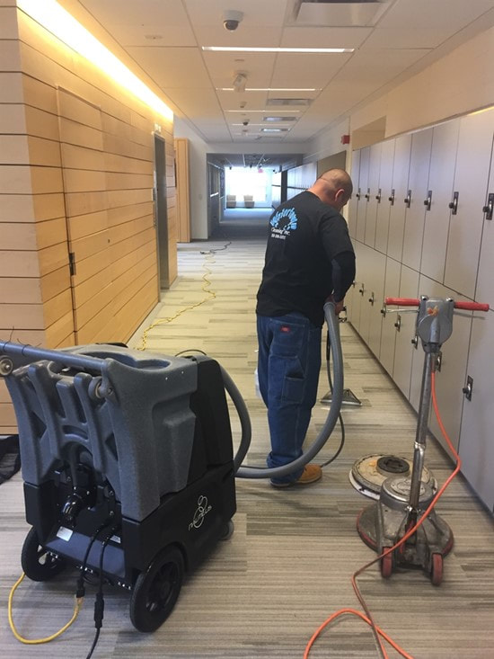 waterbury's top commercial cleaning